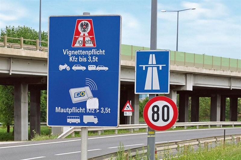 Виньетки в европе 2020, платные дороги, купить виньетку, в каких странах нужны, сколько стоит