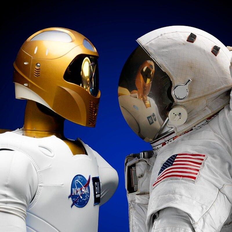 Одежда космонавтов - скафандр