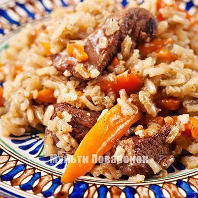 Правильный узбекский плов: топ- 12 кулинарных шедевров