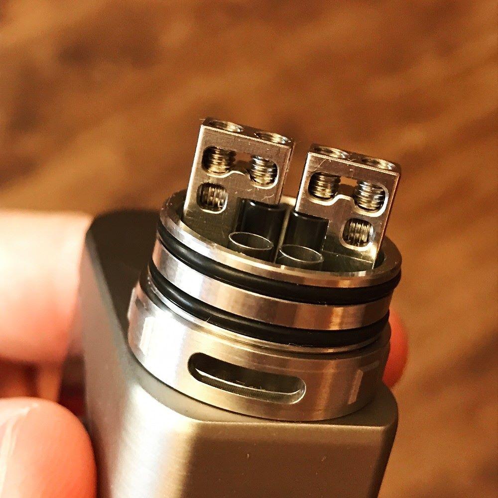 Что такое дрипка в электронной сигарете
