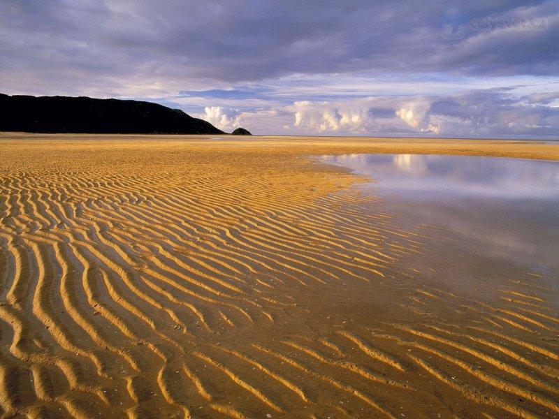 Самые коварные зыбучие пески