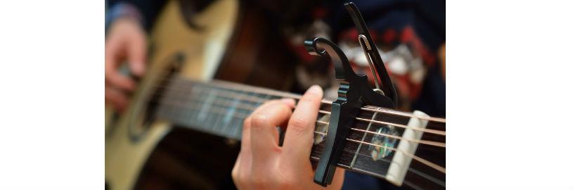 Для чего гитаристу каподастр?   вокал и гитара - easyvoice5.ru   яндекс дзен