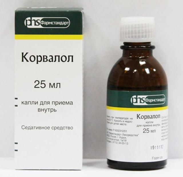 Корвалол в таблетках: инструкция по применению, от чего помогает, как принимать