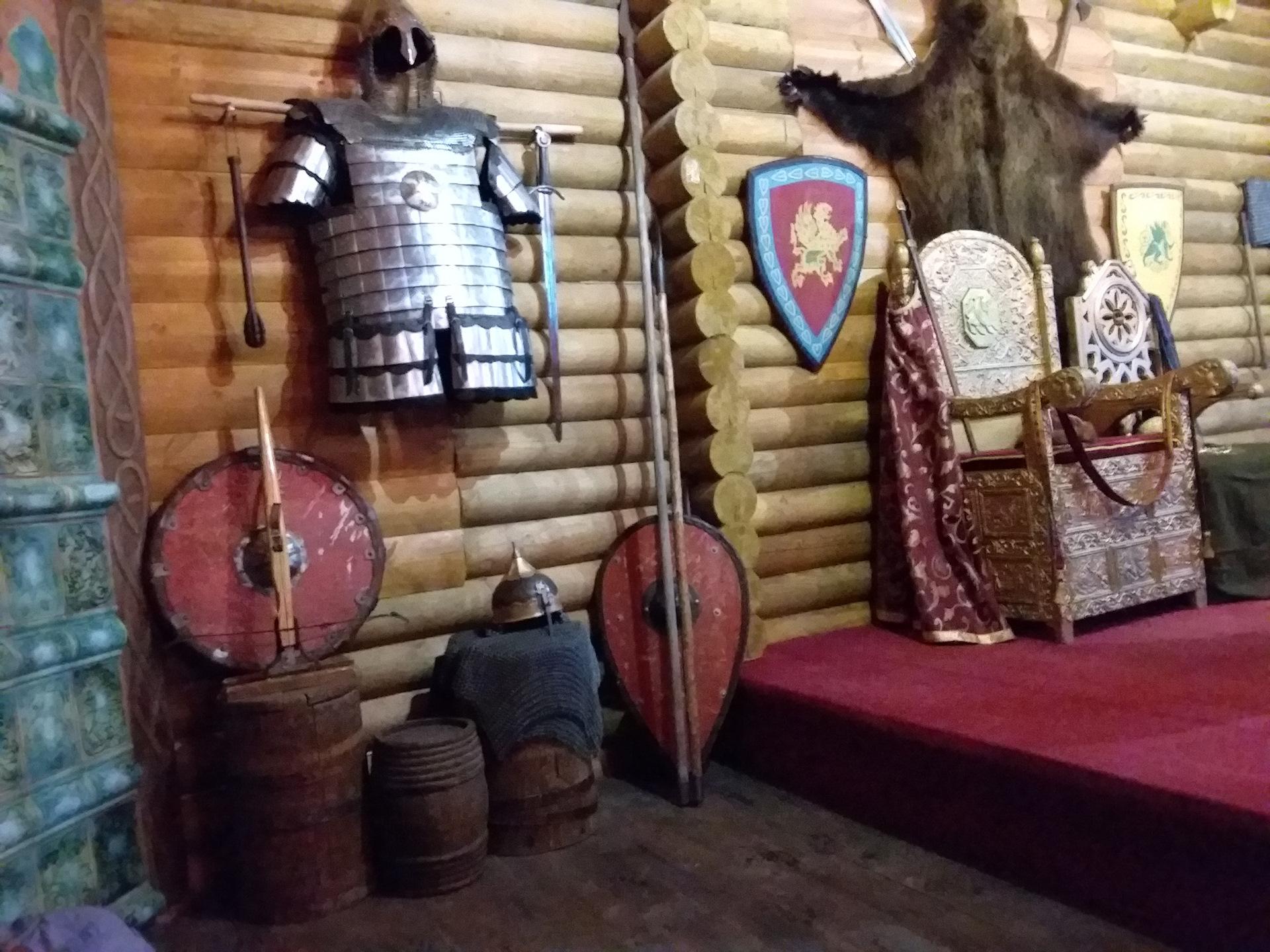 Что такое гридница в древней руси?