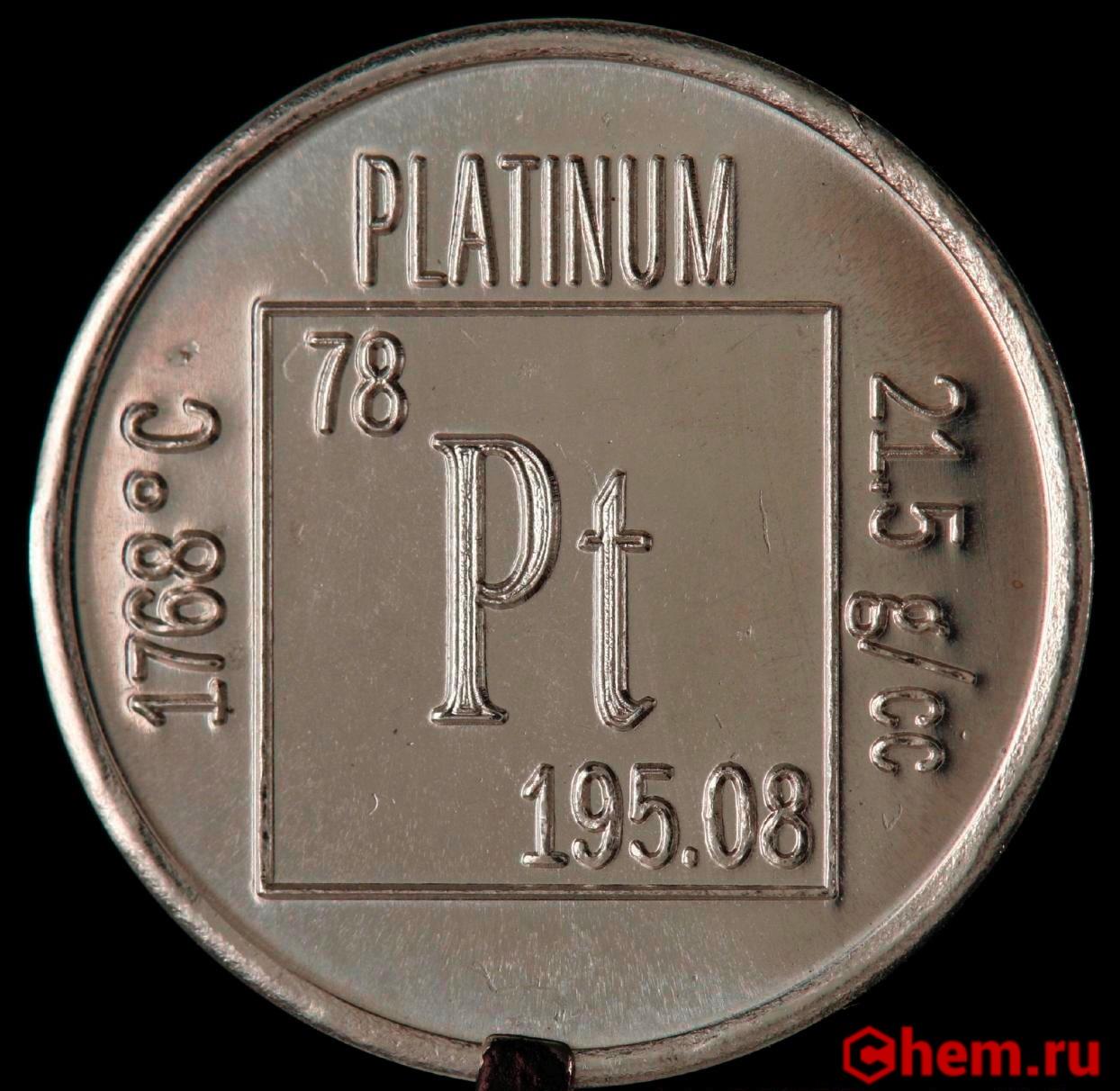 Как определить платину на подлинность: методы проверки на подделку в домашних условиях