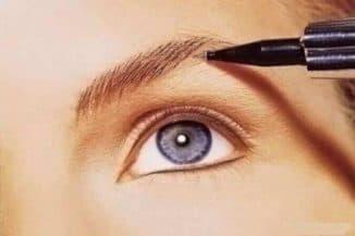 Межресничный татуаж глаз и век: татуаж межресничного пространства