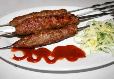 Люля кебаб в домашних условиях - рецепты приготовления на мангале, сковороде, в духовке