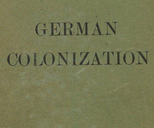 Колонизация — википедия. что такое колонизация