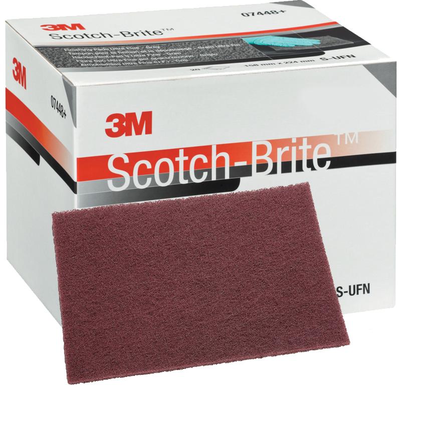 Скотч-брайт, что такое матирование кузова, матирующая паста и гель
