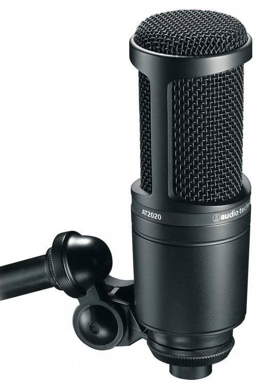 Что такое микрофон