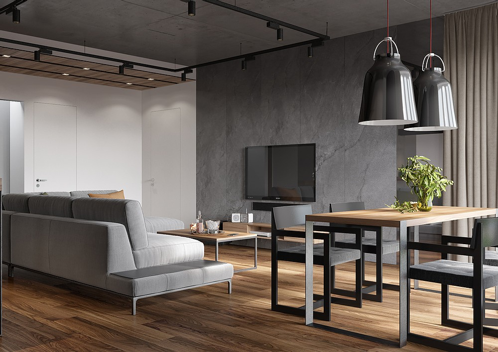 Лофт — стиль дизайна с особой атмосферой и лаконичностью форм