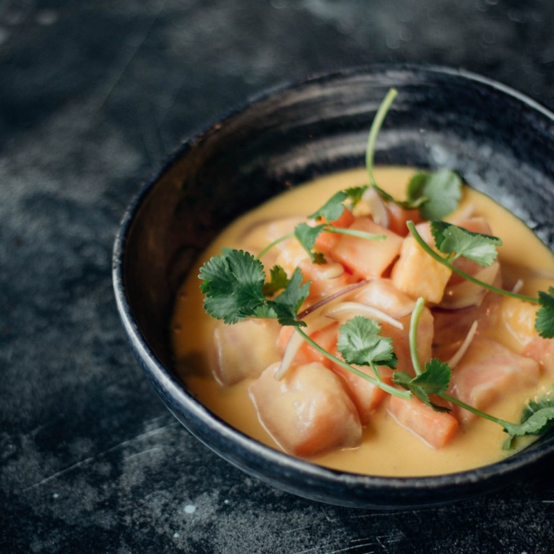 Севиче с креветками экваторианское – кулинарный рецепт