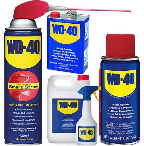 27 блестящих способов использовать wd-40 в быту