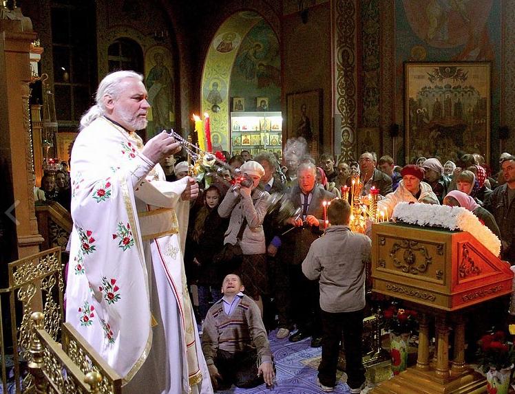 Кто такой протоиерей в православной церкви?