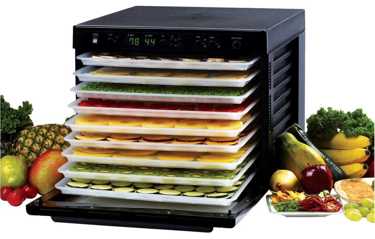 Как выбрать дегидратор? топ 6 хороших сушилок для овощей и фруктов