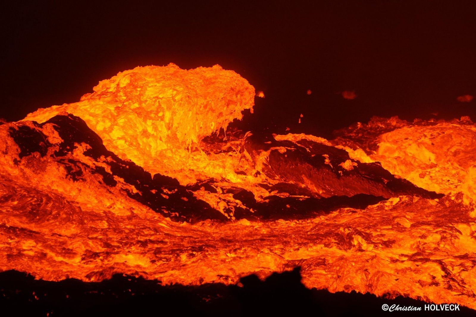 Что такое лава? разновидности лавы