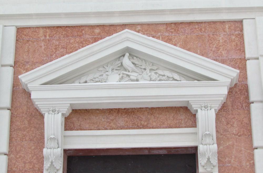 Пилястра: внешний вид и роль в архитектуре зданий