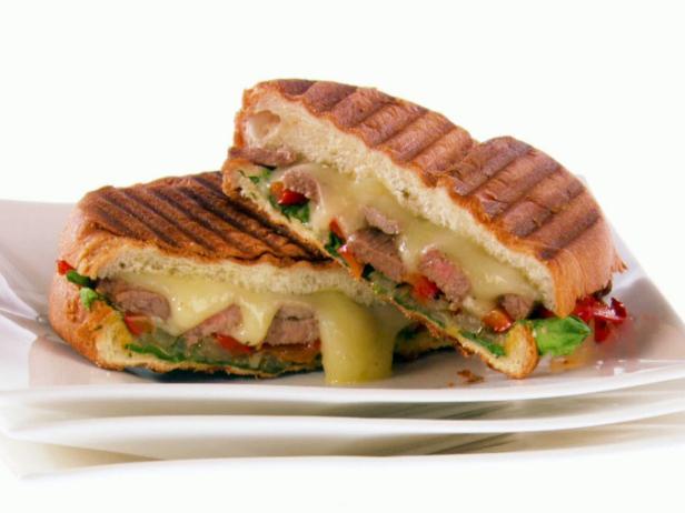 Панини-итальянский сэндвич – кулинарный рецепт