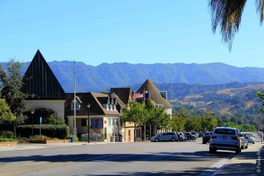 Штат калифорния (california) — общая информация и карта штата калифорния