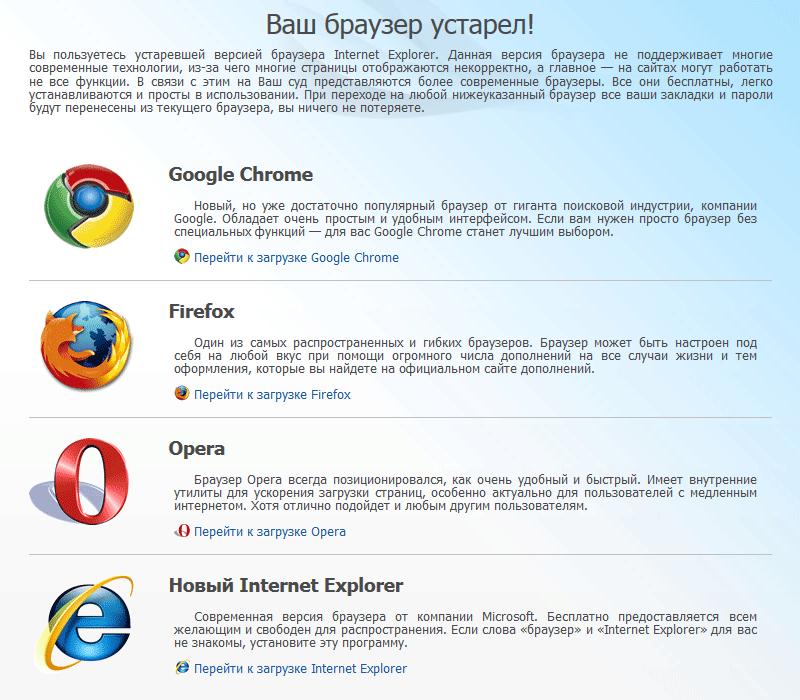 Браузер — что это такое. обзор популярных браузеров