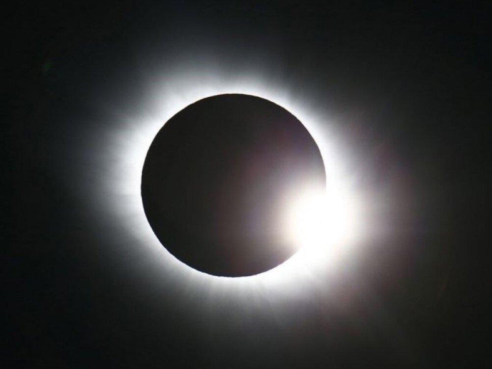 Интересные сведенья о лунном затмении