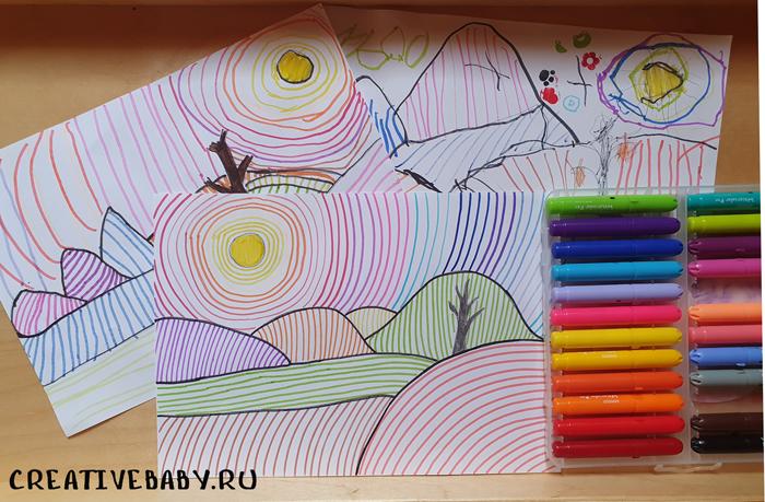 Рисунки для срисовки карандашом для начинающих: легкие и красивые