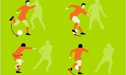 Что такое эластико в футболе: как делается финт эластико, когда он эффективен