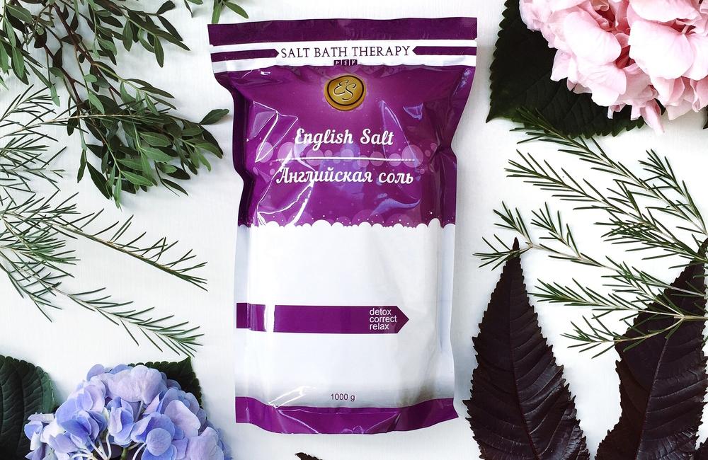 Английская соль — натуральный и доступный секрет здоровья и красоты
