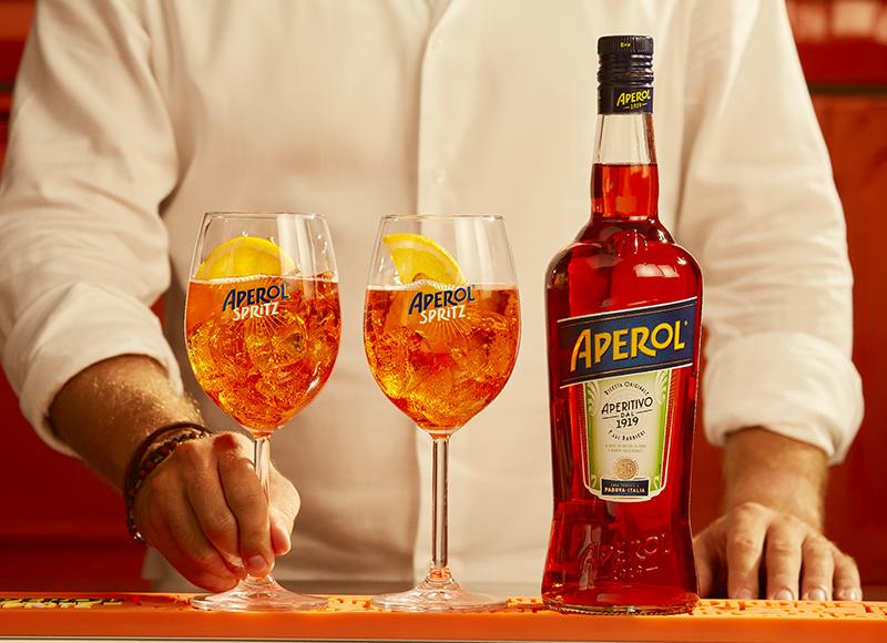 Слабоалкогольный напиток апероль: история возникновения, рецепты коктейля апероль шприц, состав