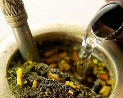 Что такое мате (чай йерба) - как правильно заваривать чай матэ