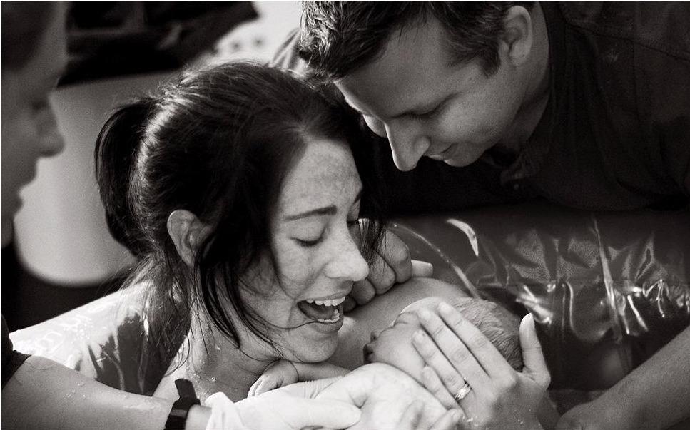 Мама для мамы, или кто такие доулы - беременность