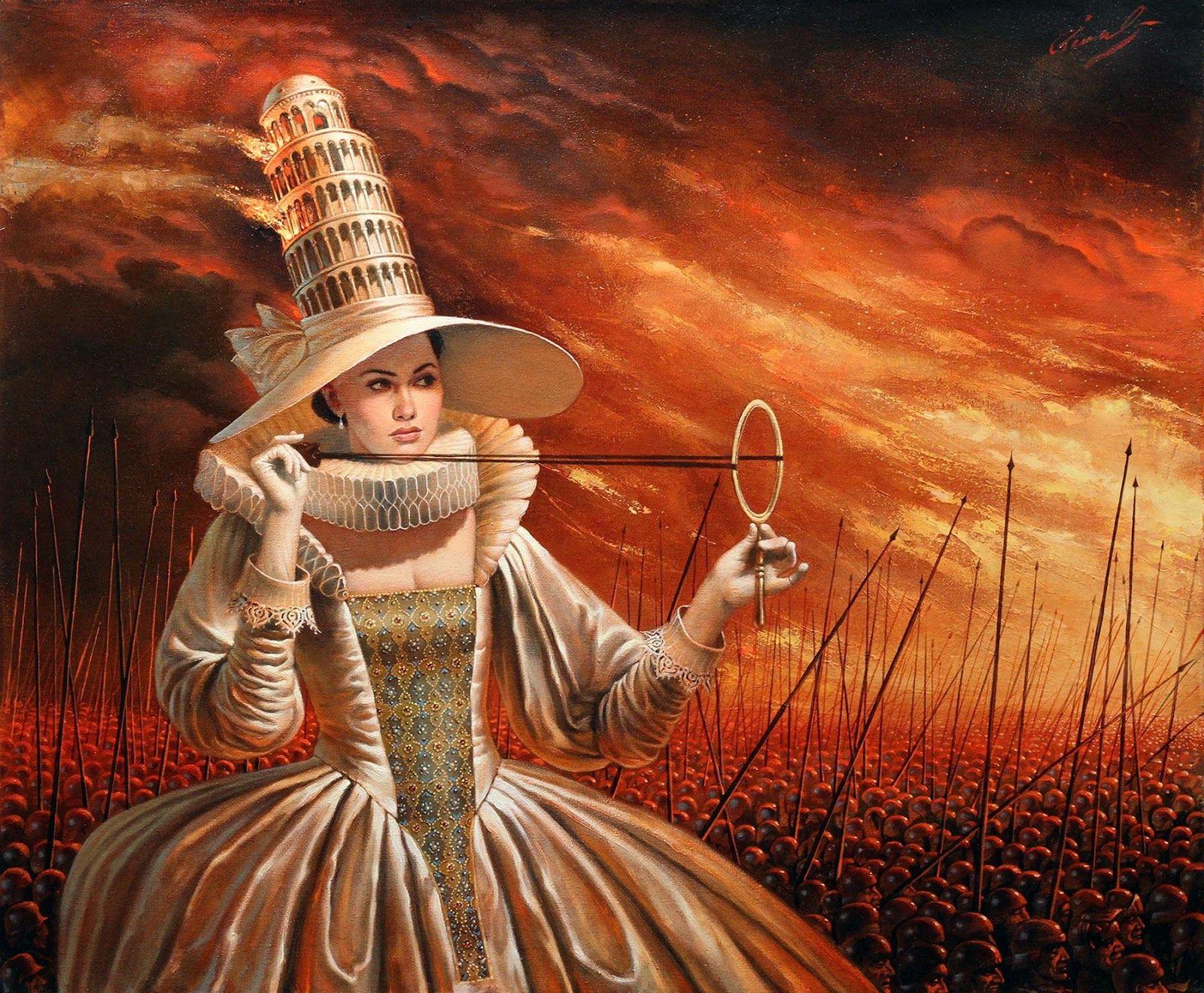 Сюрреализм в живописи: 5 ключевых картин, о которых нужно знать