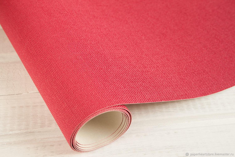 Ткань коленкор — суровые свойства на службе в полиграфии