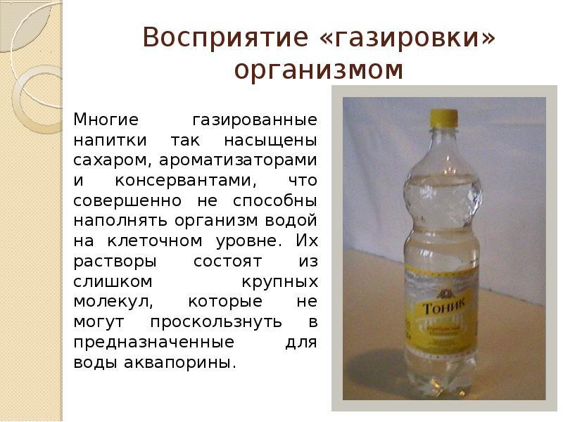 Сельтерская вода — что это такое