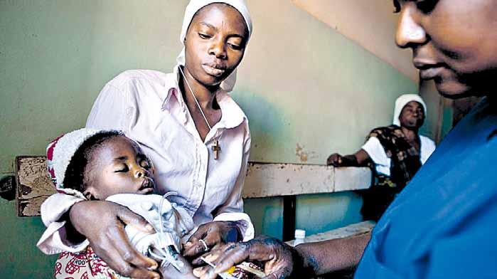 Малярия: симптомы, диагностика, лечение и профилактика