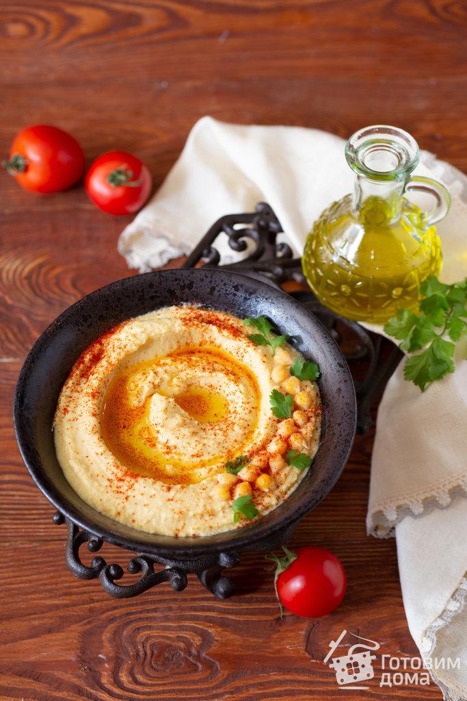 Хумус – что это такое и с чем его едят