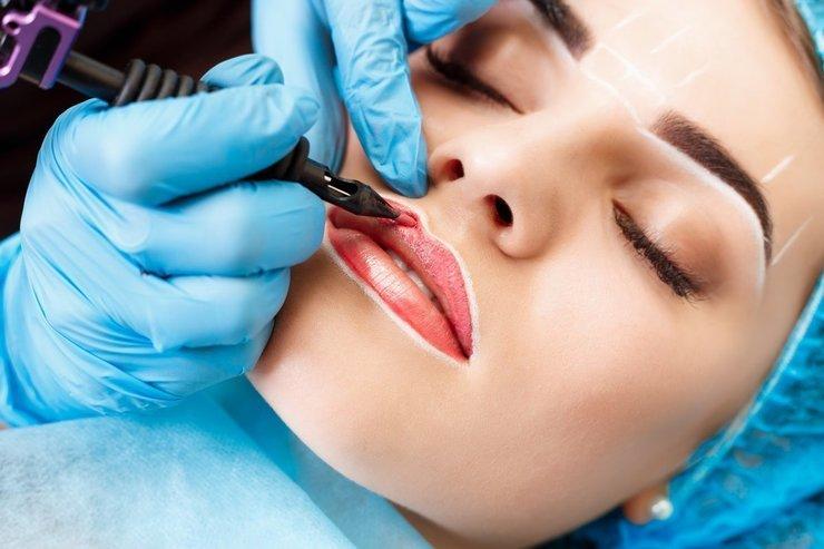 Перманентный макияж: что это такое, как делать и ухаживать, удаление