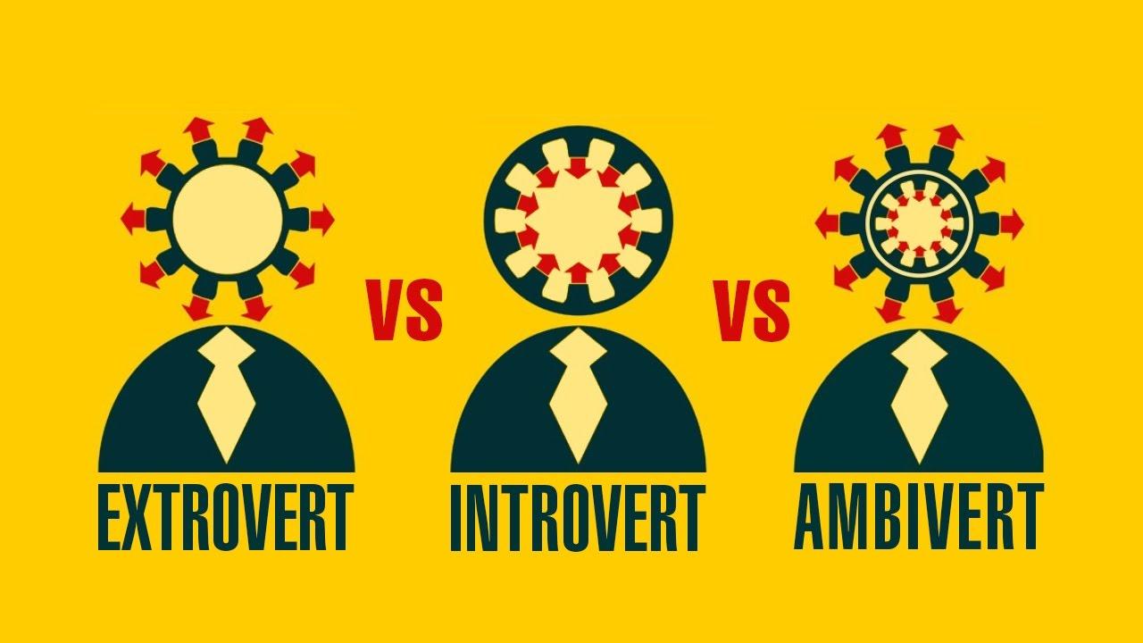 Интроверт, экстраверт и амбиверт: расшифровка понятий, особенности каждого типа, как стать экстравертом, тест на проверку.