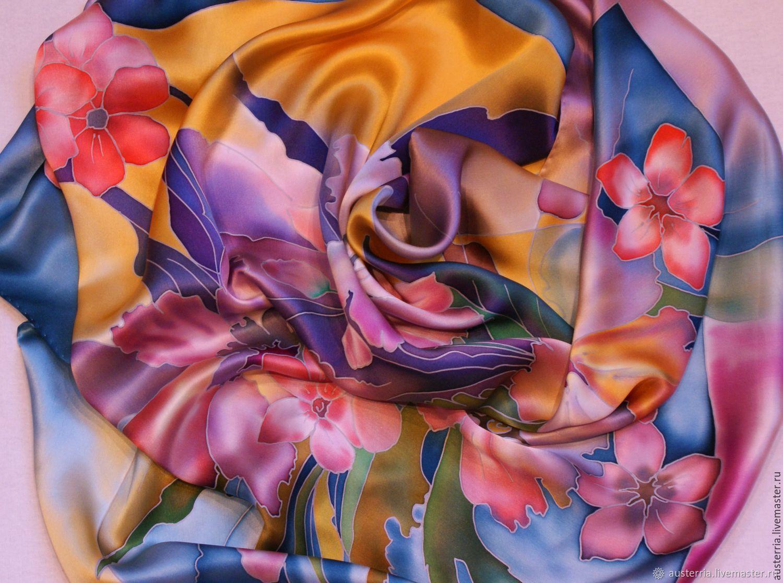 Батик: что это такое, история и виды росписи по ткани