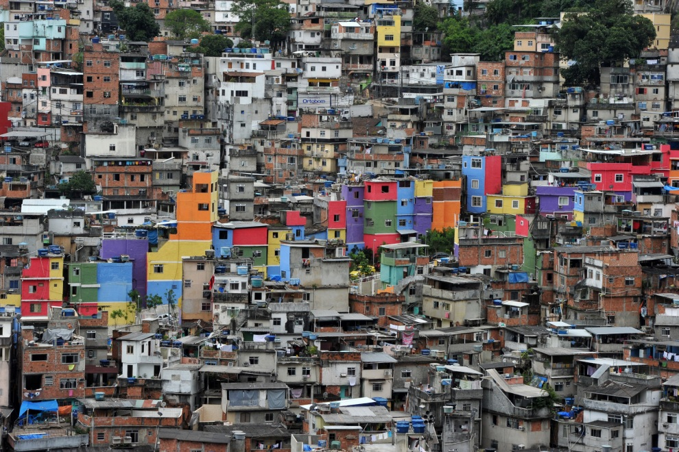 Урбанизация