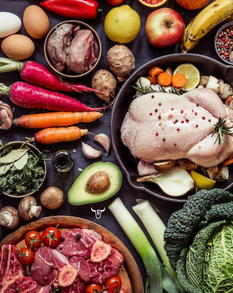 Палео диета для похудения: меню - похудейкина
