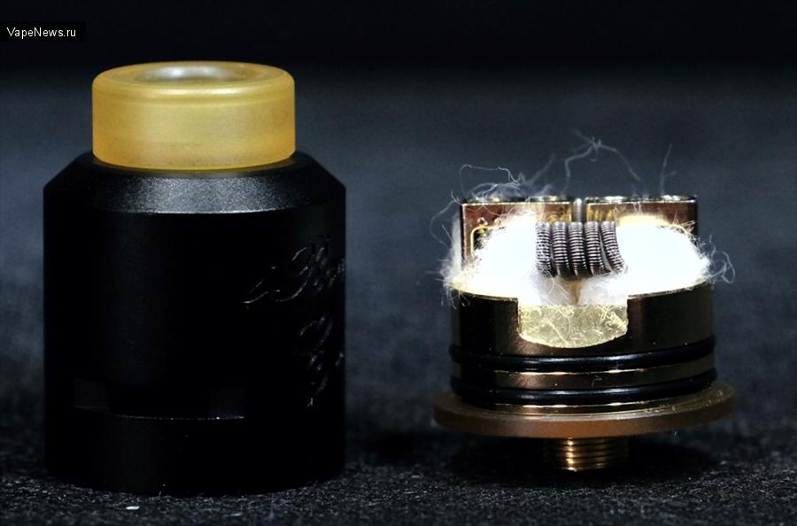Для чего нужна дрипка в электронной сигарете и что это такое?