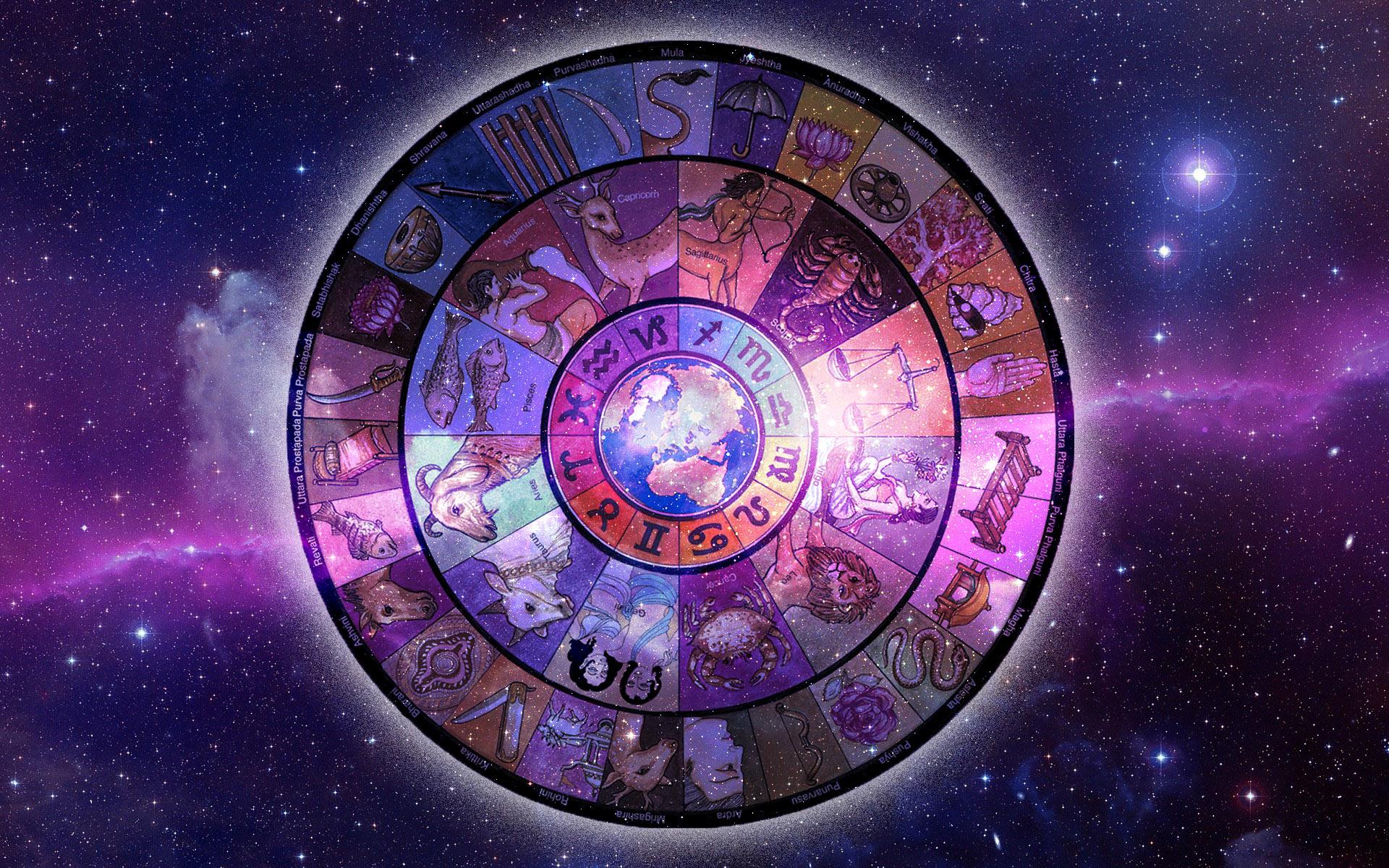 Зодиакальный гороскоп. характеристика знаков зодиака
