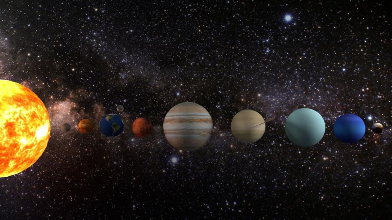 Парад планет 2020 - что это и когда произойдет