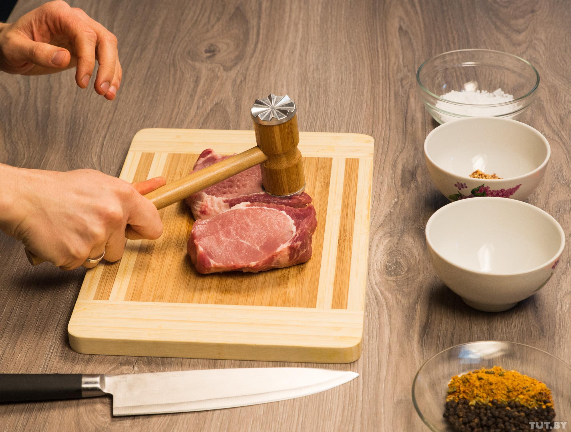 Стейк рибай на сковороде гриль рецепт с фото пошагово и видео - 1000.menu