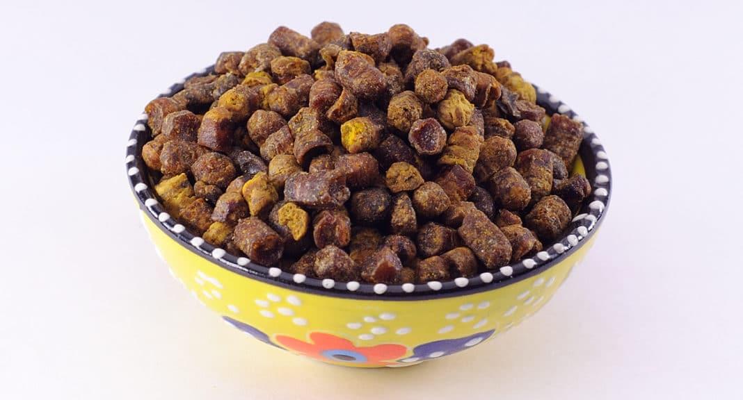 Пчелиная перга — лечебные свойства, применение, состав