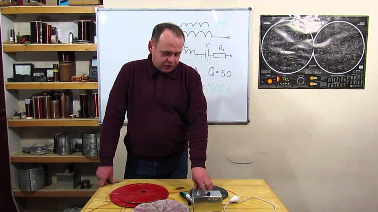 Как лечиться катушкой мишина. применение лечебного диска