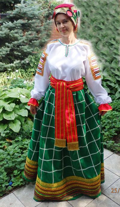 Понёва: каким женщинам на руси было запрещено носить эту юбку