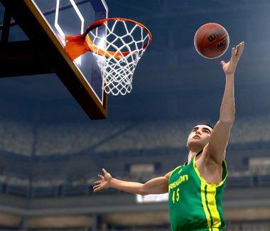 Подбор в баскетболе