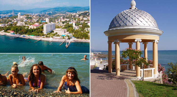 Сочи (россия) - всё о городе, фото и достопримечательности сочи
